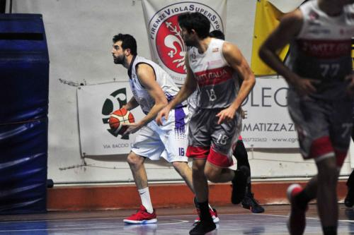 ALL FOOD FIORENTINA BASKET VS WITT - SAN BERNARDO ALBA 17