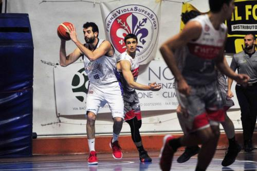ALL FOOD FIORENTINA BASKET VS WITT - SAN BERNARDO ALBA 18