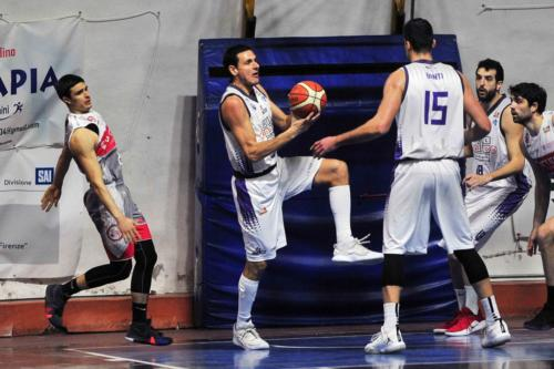 ALL FOOD FIORENTINA BASKET VS WITT - SAN BERNARDO ALBA 19