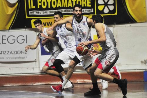 ALL FOOD FIORENTINA BASKET VS WITT - SAN BERNARDO ALBA 20