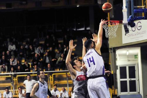 ALL FOOD FIORENTINA BASKET VS WITT - SAN BERNARDO ALBA 22