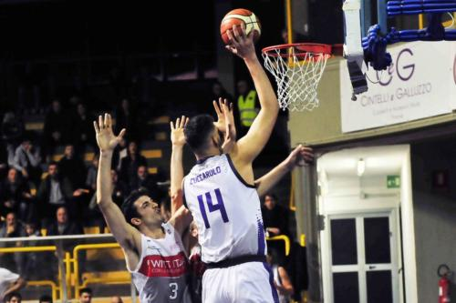 ALL FOOD FIORENTINA BASKET VS WITT - SAN BERNARDO ALBA 23