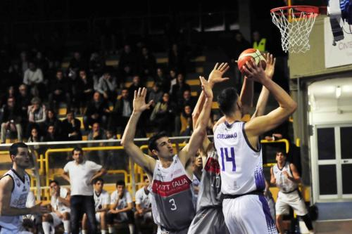 ALL FOOD FIORENTINA BASKET VS WITT - SAN BERNARDO ALBA 24