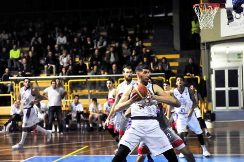 ALL FOOD FIORENTINA BASKET VS WITT - SAN BERNARDO ALBA 25