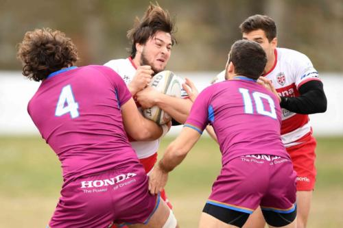I MEDICEI VS FIAMME ORO RUGBY 12
