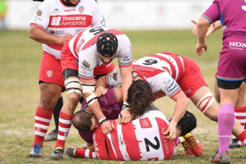I MEDICEI VS FIAMME ORO RUGBY 13
