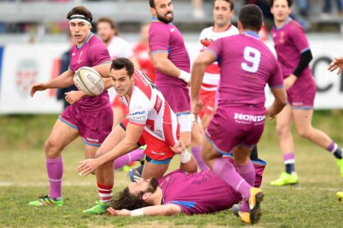 I MEDICEI VS FIAMME ORO RUGBY 14