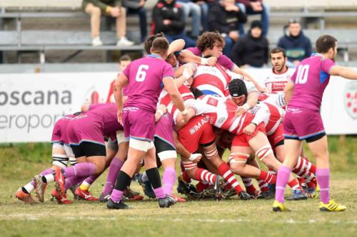 I MEDICEI VS FIAMME ORO RUGBY 16