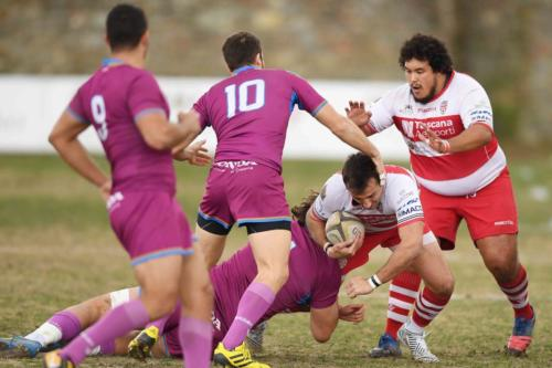 I MEDICEI VS FIAMME ORO RUGBY 20