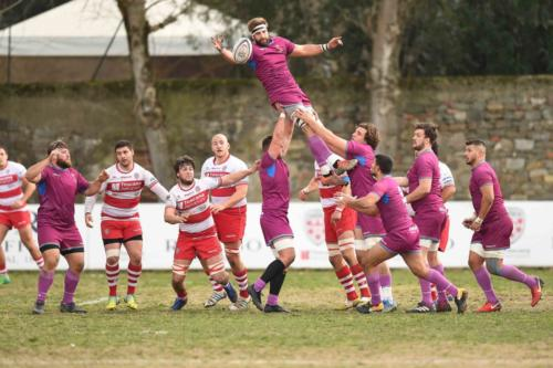 I MEDICEI VS FIAMME ORO RUGBY 23