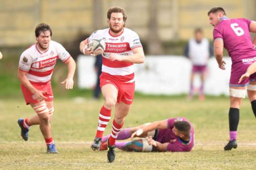 I MEDICEI VS FIAMME ORO RUGBY 25