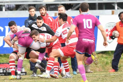 I MEDICEI VS FIAMME ORO RUGBY 30
