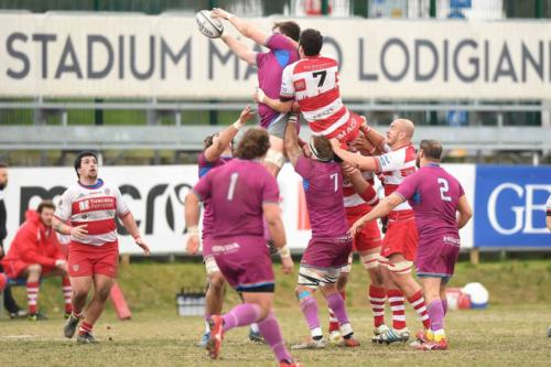 I MEDICEI VS FIAMME ORO RUGBY 31