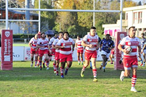 I MEDICEI VS RUGBY SAN DONA' 04