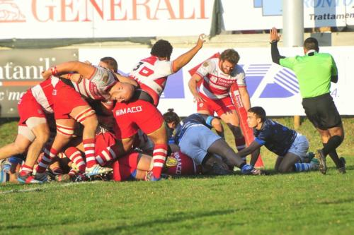I MEDICEI VS RUGBY SAN DONA' 21
