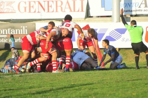 I MEDICEI VS RUGBY SAN DONA' 22