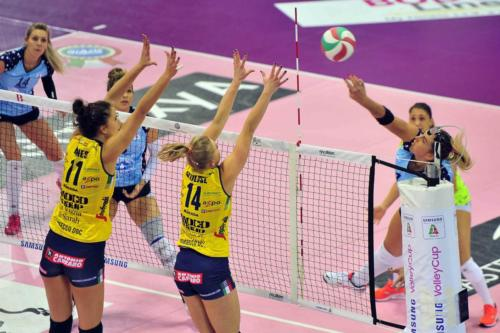 IL BISONTE FIRENZE VS IMOCO VOLLEY CONEGLIANO 03