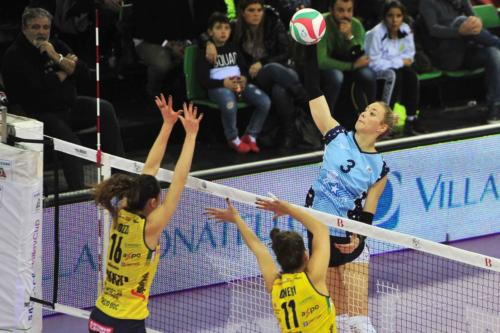 IL BISONTE FIRENZE VS IMOCO VOLLEY CONEGLIANO 04