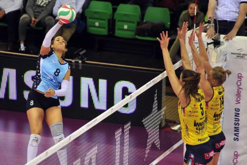 IL BISONTE FIRENZE VS IMOCO VOLLEY CONEGLIANO 12