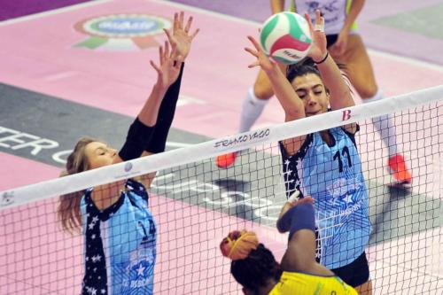 IL BISONTE FIRENZE VS IMOCO VOLLEY CONEGLIANO 16