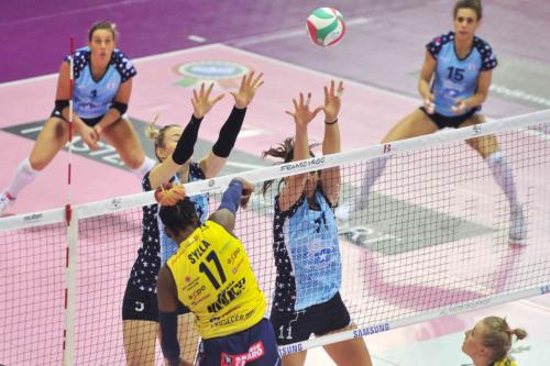 IL BISONTE FIRENZE VS IMOCO VOLLEY CONEGLIANO 19