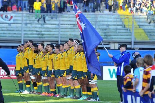 ITALIA VS AUSTRALIA 01