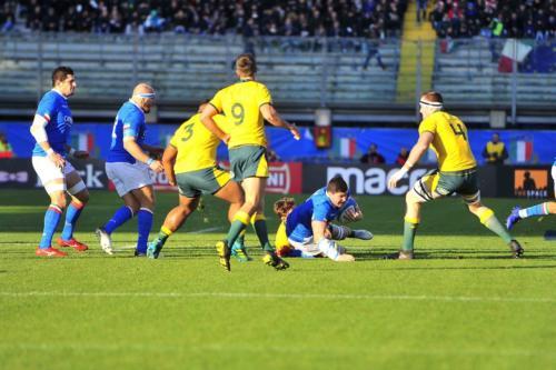 ITALIA VS AUSTRALIA 06