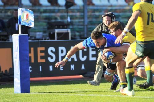 ITALIA VS AUSTRALIA 09