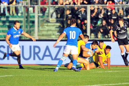 ITALIA VS AUSTRALIA 26