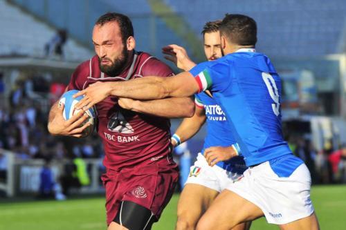 ITALIA VS GEORGIA 14