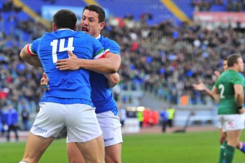 ITALIA VS IRLANDA 23