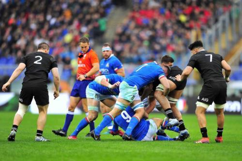 ITALIA VS NUOVA ZELANDA 28