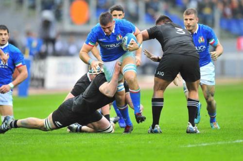 ITALIA VS NUOVA ZELANDA 33