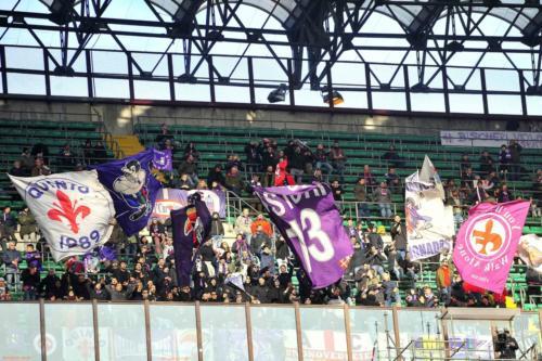 MILAN VS ACF FIORENTINA 01