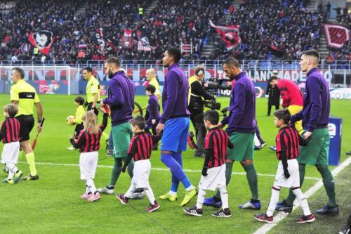 MILAN VS ACF FIORENTINA 02