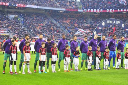 MILAN VS ACF FIORENTINA 03