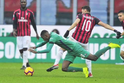 Milan vs Fiorentina 22.12.18