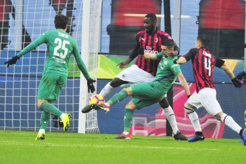 MILAN VS ACF FIORENTINA 16