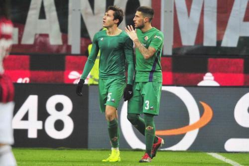 MILAN VS ACF FIORENTINA 22