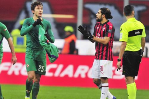 MILAN VS ACF FIORENTINA 23