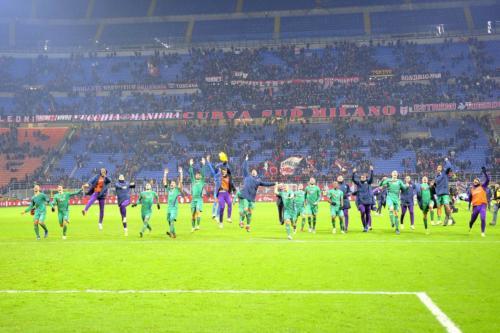 MILAN VS ACF FIORENTINA 26