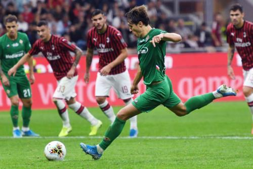 MILAN VS ACF FIORENTINA 36