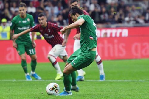 MILAN VS ACF FIORENTINA 37