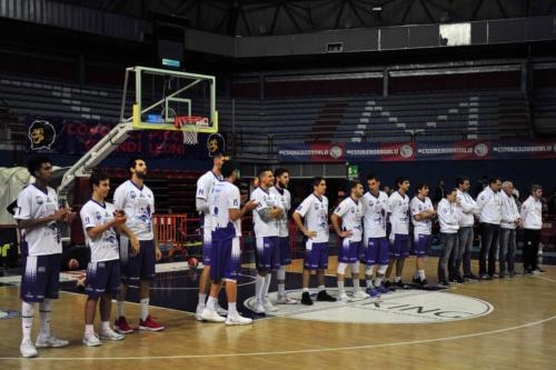 MONTECATINI TERME BASKETBALL VS ALL FOOD FIORENTINA BASKET 01