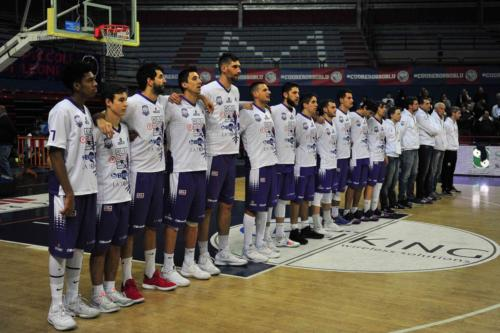 MONTECATINI TERME BASKETBALL VS ALL FOOD FIORENTINA BASKET 03