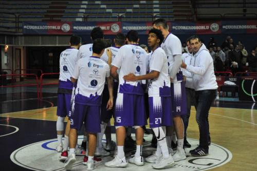 MONTECATINI TERME BASKETBALL VS ALL FOOD FIORENTINA BASKET 04