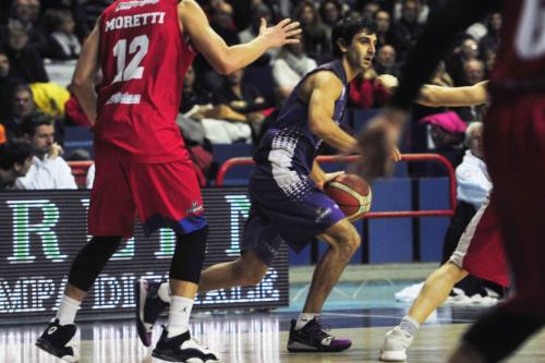 MONTECATINI TERME BASKETBALL VS ALL FOOD FIORENTINA BASKET 12