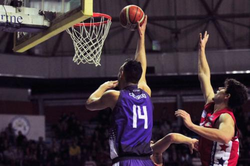 MONTECATINI TERME BASKETBALL VS ALL FOOD FIORENTINA BASKET 17