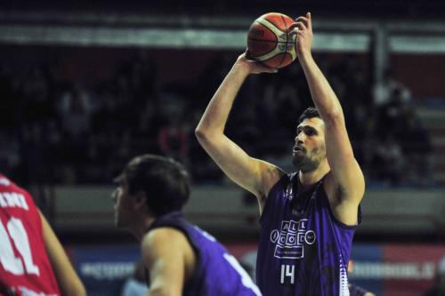 MONTECATINI TERME BASKETBALL VS ALL FOOD FIORENTINA BASKET 18