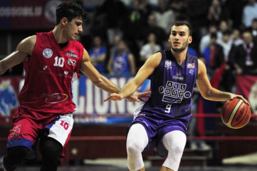 MONTECATINI TERME BASKETBALL VS ALL FOOD FIORENTINA BASKET 20